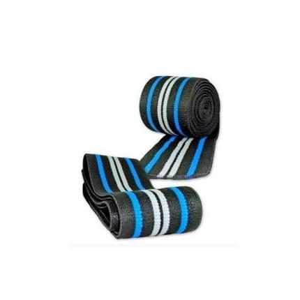 Спортивный бинт Titan Titanium черный/синий/белый 200 см