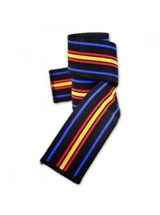 Спортивный бинт Titan Thp черный/желтый/красный/синий 200 см