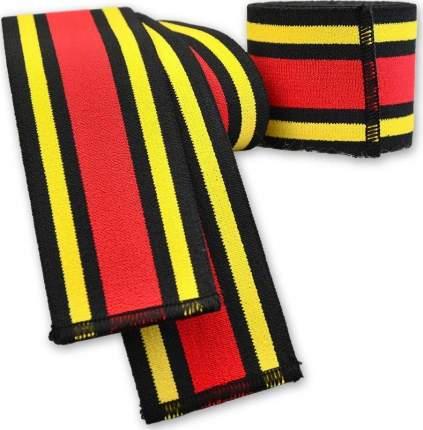 Спортивный бинт Titan Signature Gold черный/красный/желтый 200 см