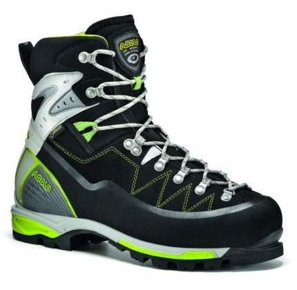 Ботинки Asolo Alpine Alta Via Gv, black/green, 11.5 UK