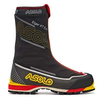 Ботинки Asolo Alpine Eiger Xt Evo Gv Black/Red (Uk:11)