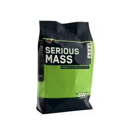 Optimum Nutrition Serious Mass 5,46 кг (вкус: ваниль)