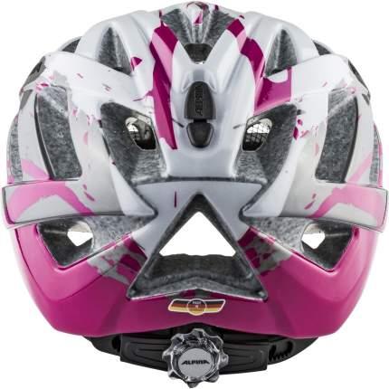 Велосипедный шлем Alpina Panoma 2.0, pearl white/magenta, One Size