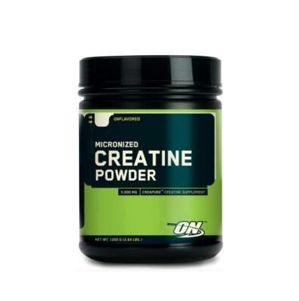 Креатин Optimum Nutrition Micronized Creatine Powder, 1200 г, unflavoured
