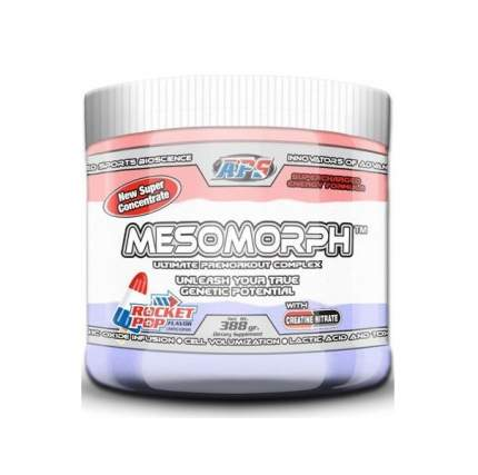 Aps Nutrition Mesomorph 388 г (вкус: мороженое rocket pop)