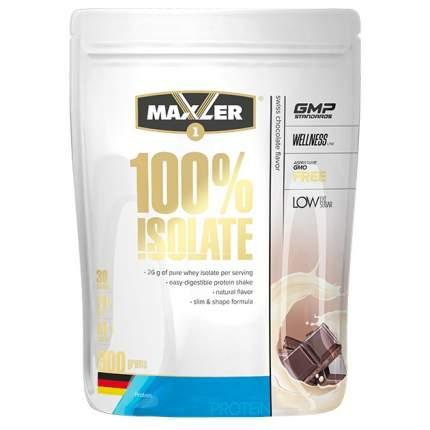 Maxler Eu 100% Isolate 900 г (вкус: шоколад)