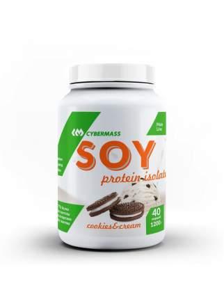 CyberMass Soy Protein 1,2 кг (вкус: печенье-крем)