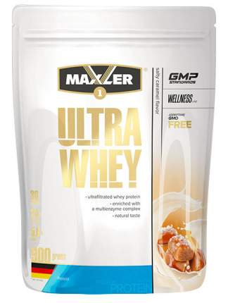 Maxler Usa Ultra Whey пробник 30 г (вкус: солёная карамель)