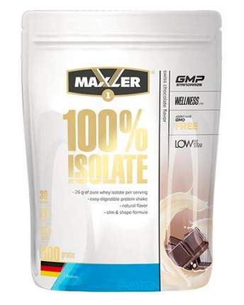 Maxler Usa 100% Isolate Пробник 30 г (вкус: кофе)