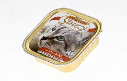 Консервы для кошек Stuzzy Mister, паштет с лососем, 100г