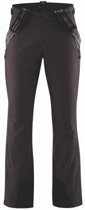 Спортивные брюки Maier Pants Copper Slim, black, 48 EU