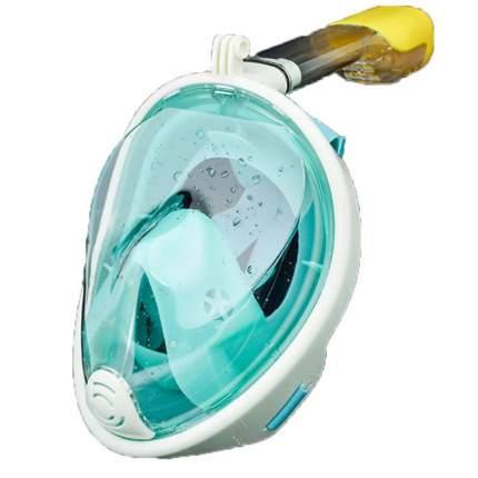 Маска для плавания FreeBreath S/M turquoise