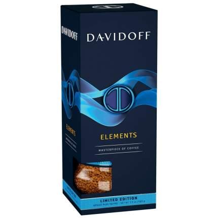 Кофе растворимый Davidoff Elements 100 г