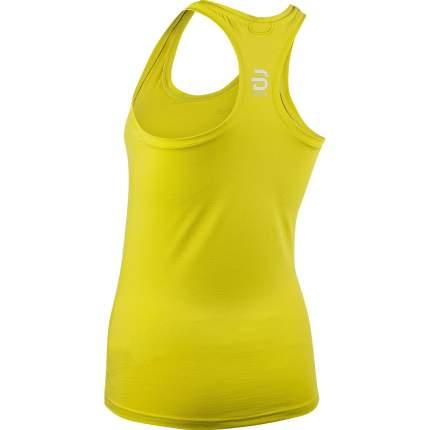 Майка Bjorn Daehlie Singlet Gear Wmn, yellow, L