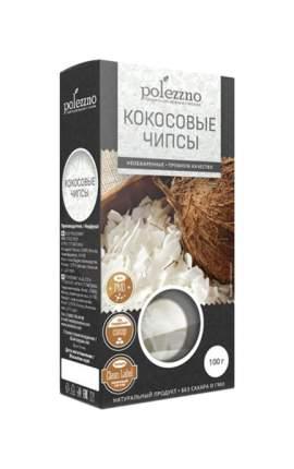 Кокосовые чипсы Polezzno 100 г