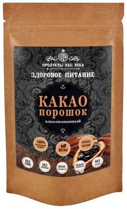Какао порошок Продукты XXII века алкализованный 100 г