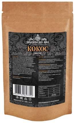 Кокосовые чипсы Продукты XXII века 100 г