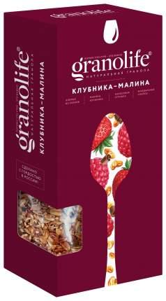 Гранола Granolife клубника-малина 200 г