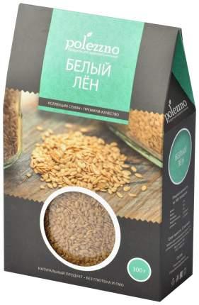 Семена белого льна Polezzno 300 г