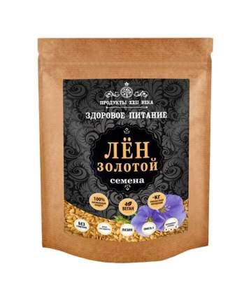 Лен золотой Продукты XXII века семена дойпак 200 г
