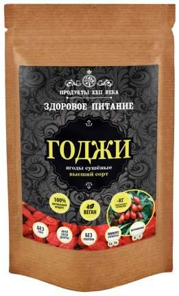 Годжи ягоды Продукты XXII века сушеные в/с 200 г
