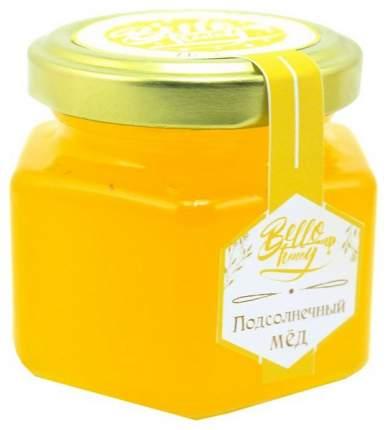 Мед подсолнечный BelloHoney 120 мл