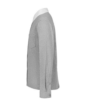 Рубашка для мальчиков Gulliver, цв. серый, р.122