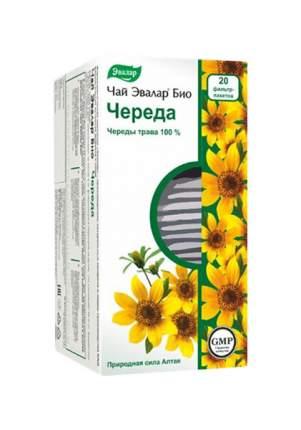 Чай Эвалар БИО череда, 20 фильтр-пакетов