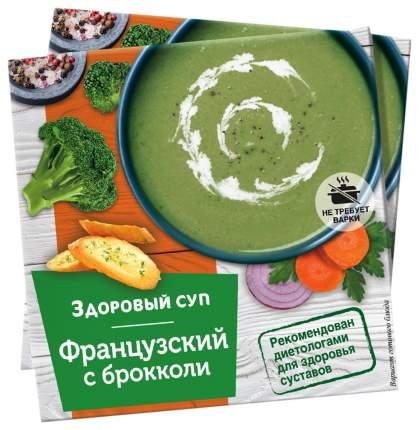 Суп Здоровый суп французский с брокколи 30 г