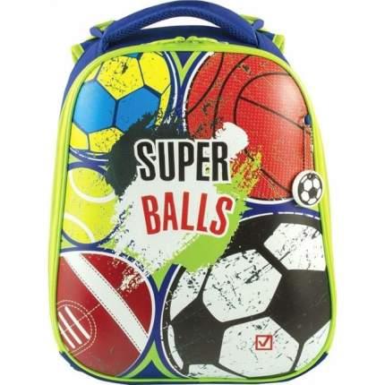 Ранец детский Brauberg PREMIUM Супер-мячи