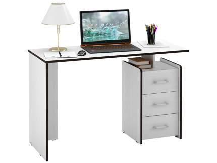 Компьютерный стол Слим-1/Слим-2 Белый, 1200 мм