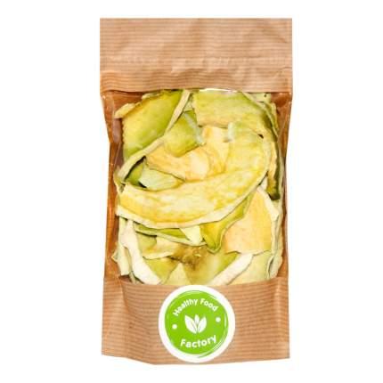 фруктовые чипсы фабрика здорового питания премиум (без сахара): дыня (200 г)