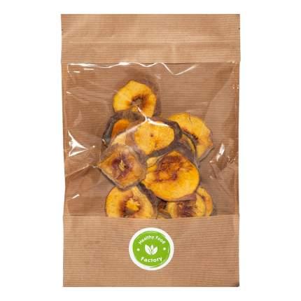 фруктовые чипсы фабрика здорового питания премиум (без сахара): слива (200 г)