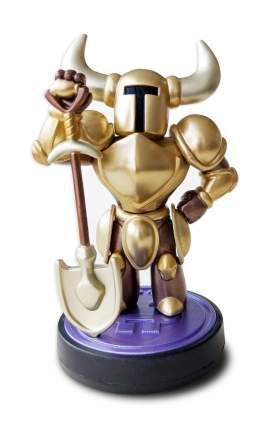 Фигурка Shovel Knight Treasure Trove: Gold  (Коллекция Shovel Knight)
