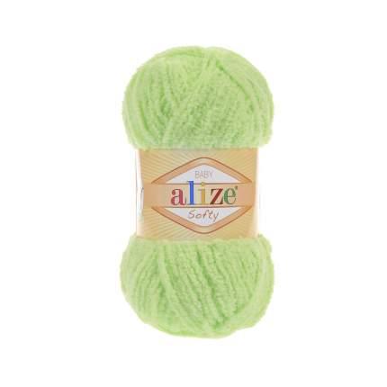 Пряжа Alize Softy, цвет: 041 салатовый, 115 м, 50 г (5 мотков) 5 шт.