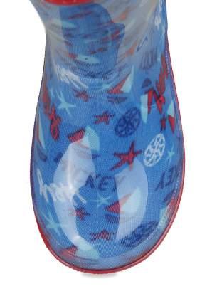 Резиновые сапоги детские Mickey Mouse, цв.синий р.25