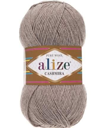 """Пряжа Alize """"Cashmira"""", цвет: 207 светло-коричневый, 300 м, 100 грамм (5 мотков) ( 5)"""