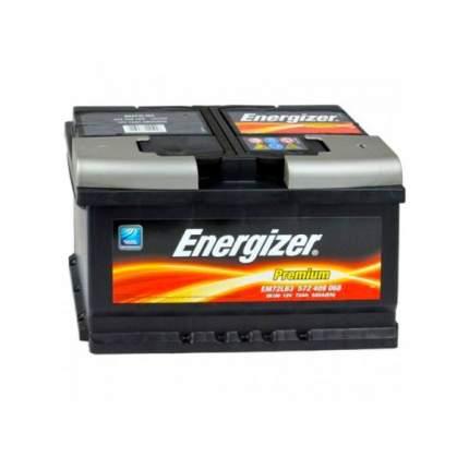"""Аккумулятор легковой """"ENERGIZER"""" Premium 72 Ач о/п LB3 572 409 068"""