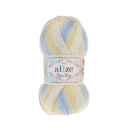 """Пряжа Alize """"Baby Best Batik"""", цвет: 6925 секционный, 240 м, 100 грамм (5 мотков) ( 5)"""