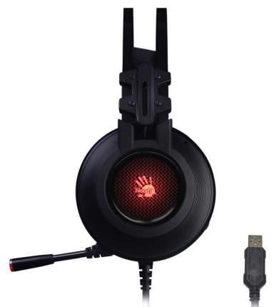 Наушники игровые A4Tech Bloody G525 Black