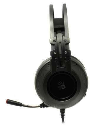 Наушники игровые A4Tech Bloody G525 Grey