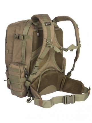 Рюкзак штурмовой Gongtex Diplomat Backpack 60 л olive