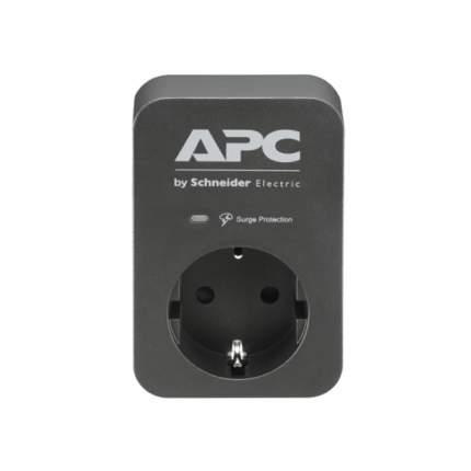 Сетевой фильтр APC PME1WB-RS, 1 розетка Black
