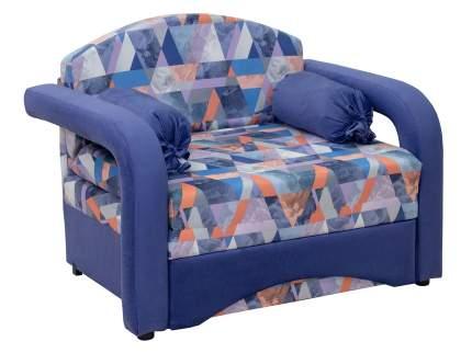 Кресло-кровать Антошка Деним, велюр