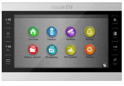 Видеодомофон FALCON EYE Atlas Plus HD, черный