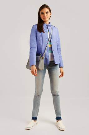 Куртка женская Finn-Flare B19-12003 фиолетовая L