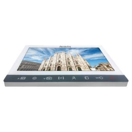 Видеодомофон FALCON EYE Milano Plus HD, белый