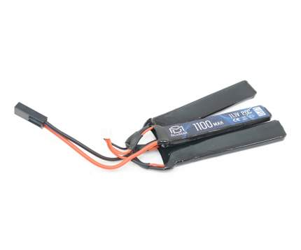Аккумулятор 11.1V 1100mAh 20C CQB (LiPo) BlueMAX