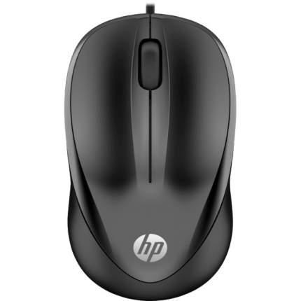 Мышь HP 1000 черный (4QM14AA)