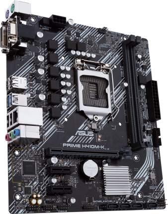 Материнская плата  ASUS Prime H410M-K